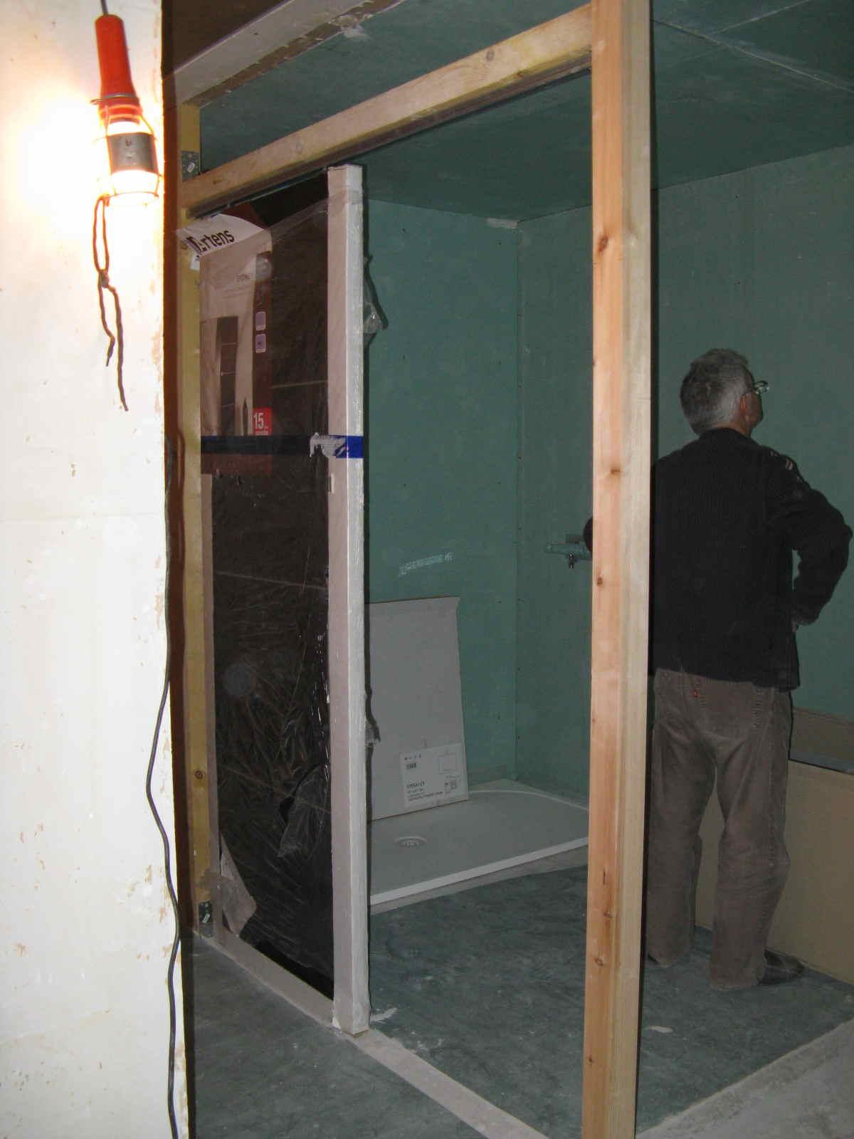 Porte salle de bain vitree avec haute résolution photographies ...