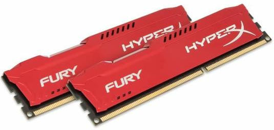 kingston-16go-ddr3-1866mhz-cl10-hyperx-fury-red