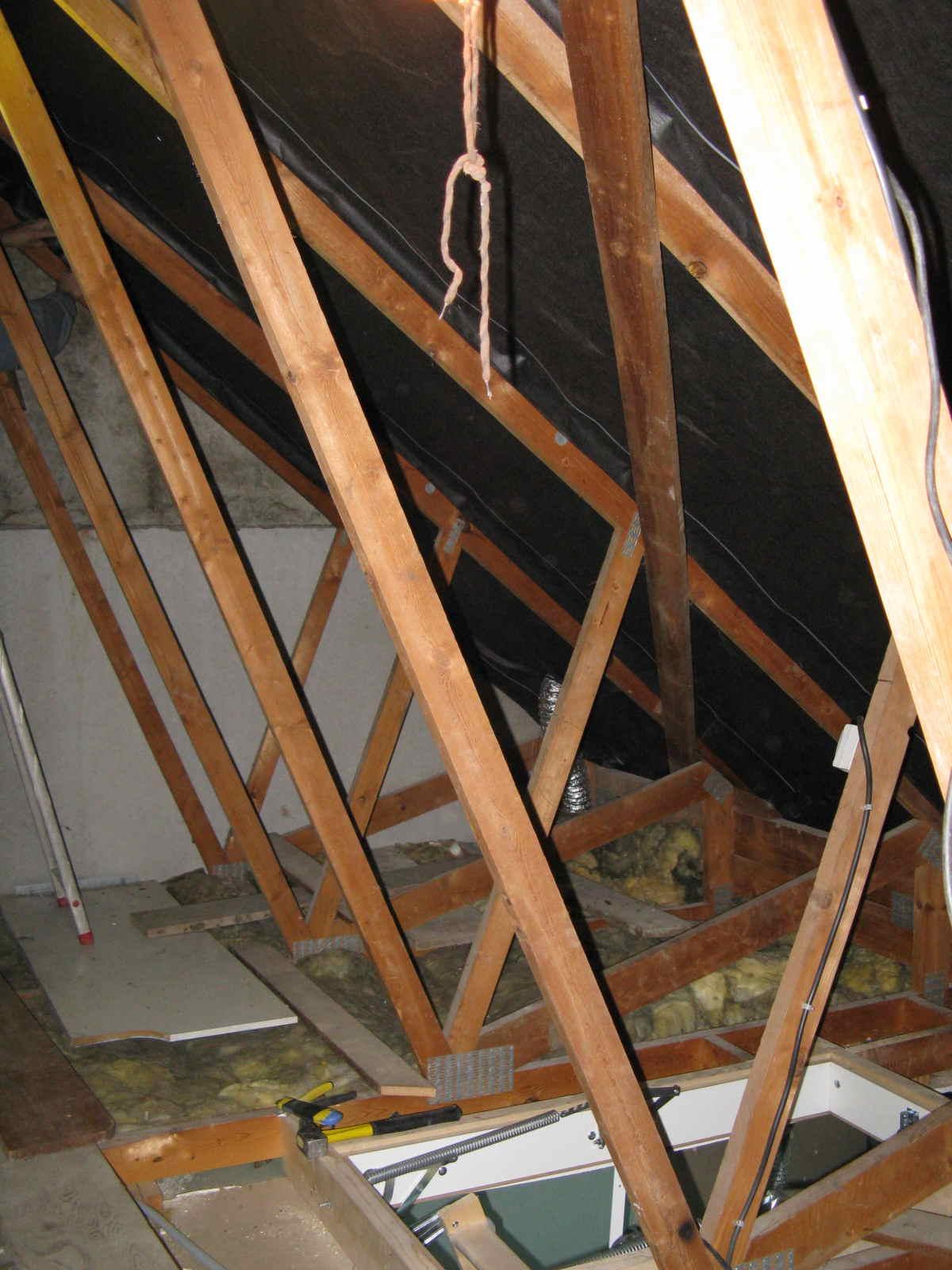 isolation sous toiture suite higsblog. Black Bedroom Furniture Sets. Home Design Ideas